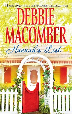 Hannah's List, Macomber, Debbie