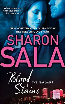 Blood Stains (Searchers), Sharon Sala