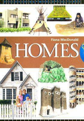 Image for Homes. (Discovering World Cultures)