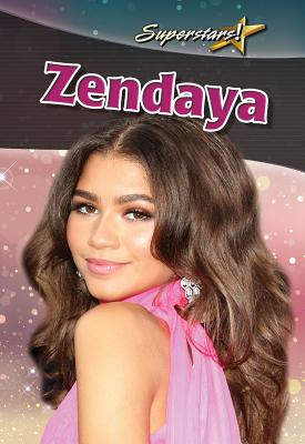 Image for Zendaya (Superstars!) [Hardcover] Johnson, Robin