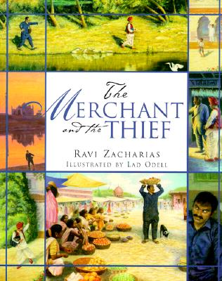 Image for The Merchant and the Thief: A Folktale of Godly Wisdom