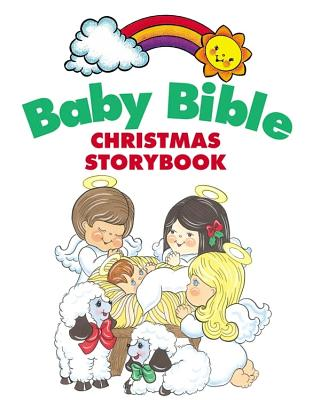 Image for Baby Bible Christmas Storybook (The Baby Bible Series)