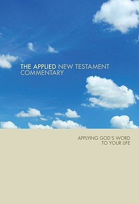 Image for Applied New Testament Bible Commentary