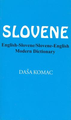 Image for English-Slovene/Slovene-English Modern Dictionary