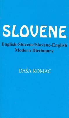 Image for English-Slovene/Slovene-English Modern Dictionary