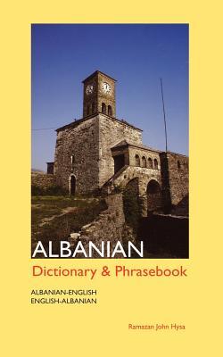 Image for Albanian-English/English-Albanian Dictionary and Phrasebook (Dictionary and Phrasebooks)