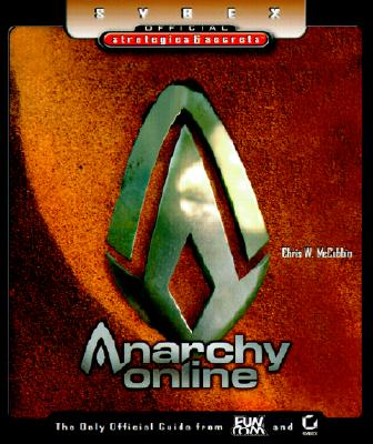 Image for Anarchy Online: Sybex Official Strategies and Secrets