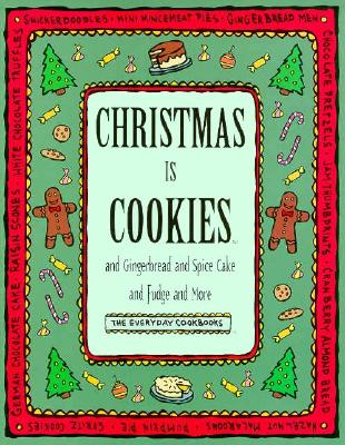 Image for CHRISTMAS IS COOKIES