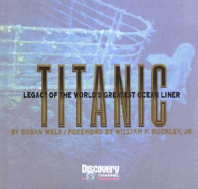 Image for Titanic: Legacy of the World's Greatest Ocean Liner