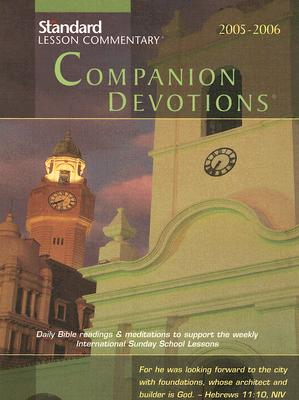 Image for Standard Lesson Commentary: Companion Devotions  2005-2006