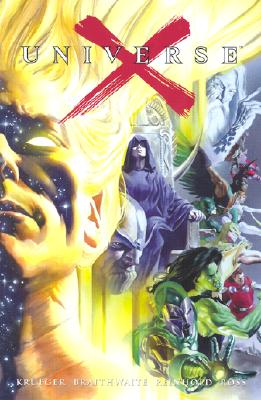 Image for EARTH X Volume 3: Universe X Volume 2