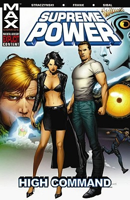 Image for SUPREME POWER 3: High Command