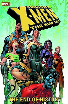 Image for UNCANNY X-MEN The New Age: The End of History