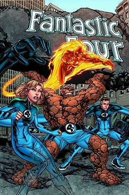 Image for Marvel Adventures Fantastic Four Vol. 1: Family of Heroes (v. 1)