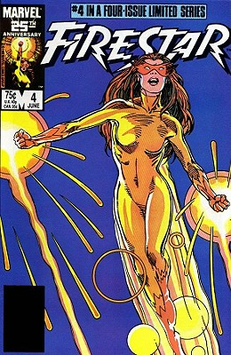 Image for X-Men: Firestar