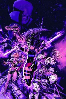 Image for UNCANNY X-MEN: First Foursaken