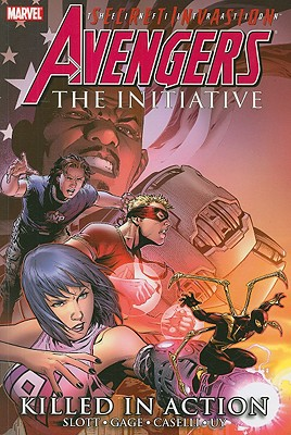 Image for Avengers: The Initiative: Killed in Action