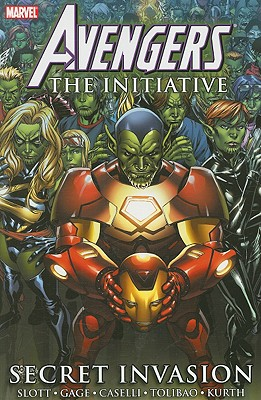 Image for Avengers: The Initiative: Secret Invasion