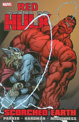 Image for Red Hulk: Scorched Earth