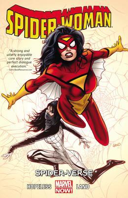 Image for Spider-Woman Volume 1: Spider-Verse