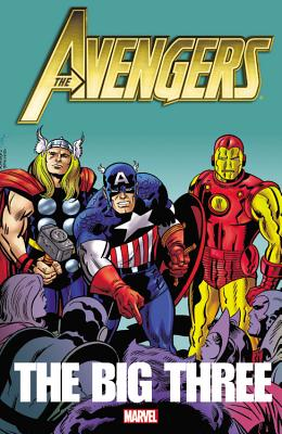 Image for Avengers: The Big Three