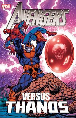 Image for Avengers vs. Thanos