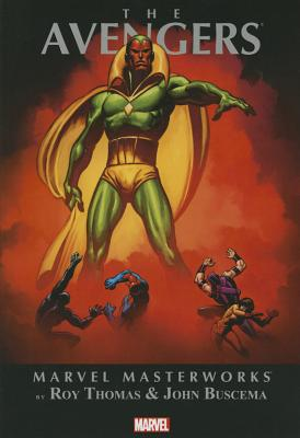 Image for Marvel Masterworks: The Avengers Volume 6