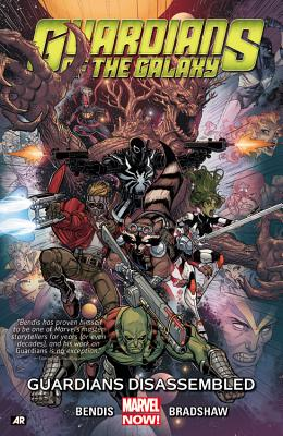 Image for Guardians of the Galaxy Volume 3: Guardians Disassembled (Marvel Now)