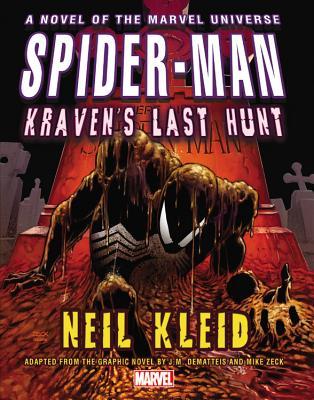 Image for Spider-Man: Kraven's Last Hunt Prose Novel