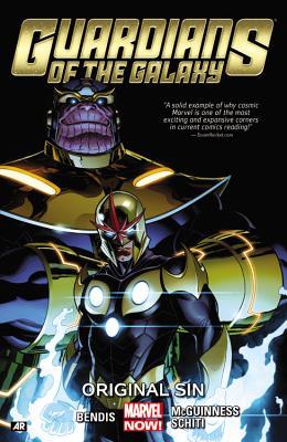 Guardians of the Galaxy Vol. 4: Original Sin, Bendis, Brian Michael