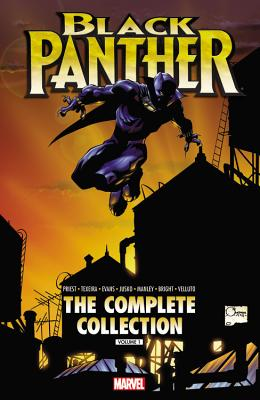 Image for Black Panther by Christopher Priest: The Complete Collection Volume 1