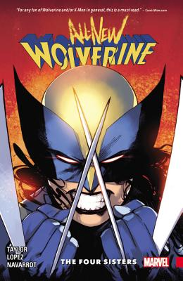 Image for All-New Wolverine Vol. 1: The Four Sisters