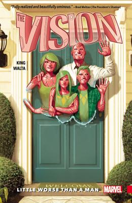 Image for Vision Vol. 1: Little Worse Than A Man