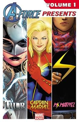 Image for A-Force Presents Vol. 1