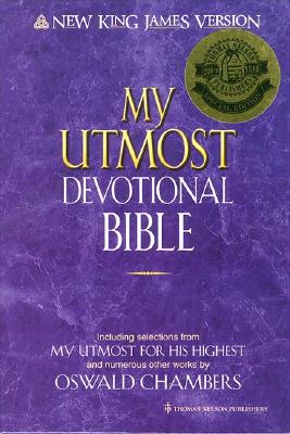 Image for My Utmost Devotional Bible