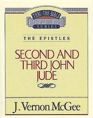 Image for Second and Third John, Jude (Thru The Bible Commentary Series)