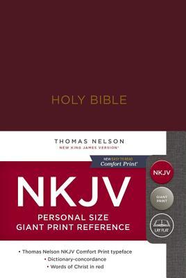 Image for NKJV Ref PS GP Bible Burgundy HC