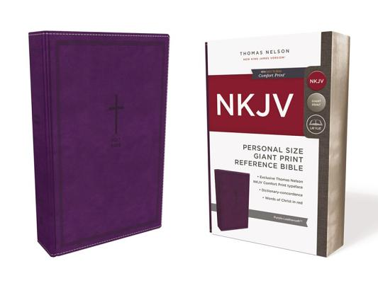 Image for NKJV Ref PS GP Bible Purple LS