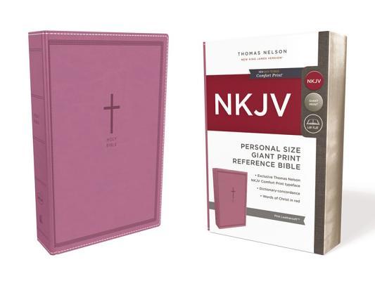 Image for NKJV Ref PS GP Bible Pink LS
