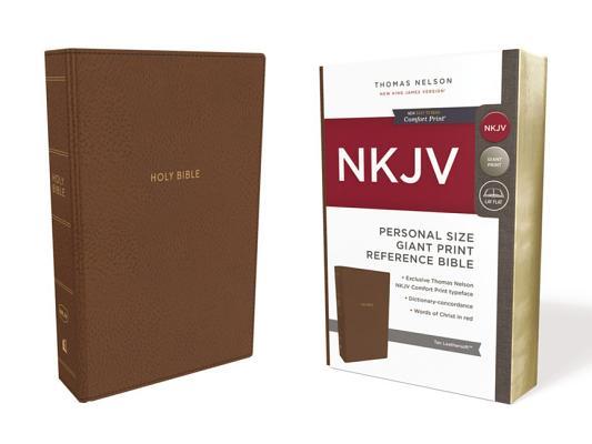 Image for NKJV Ref PS GP Bible Tan LS