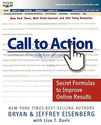 Image for CALL TO ACTION : SECRET FORMULAS TO IMPR