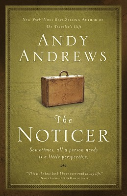 Image for The Noticer: Sometimes, all a person needs is a little perspective.