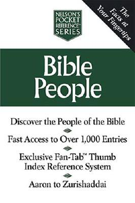 Image for Bible People (Nelson's Pocket Reference Series)