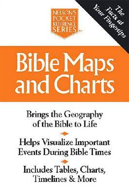 Image for Bible Maps and Charts (Nelson's Pocket Reference Series)