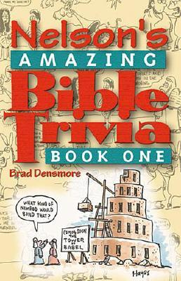Image for Nelson's Amazing Bible Trivia Book One