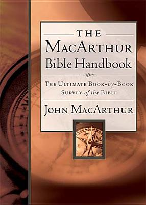 Image for The MacArthur Bible Handbook