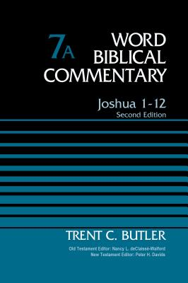 Image for WBC Joshua, Revised (Word Biblical Commentary)