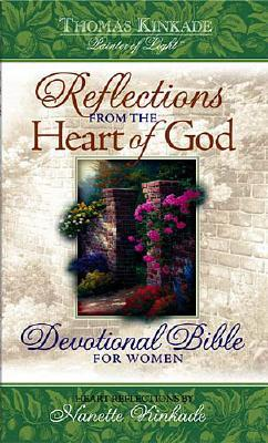 Image for Reflections from the Heart of God: Devotional Bible for Women (New King James Version)