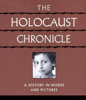 Image for HOLOCAUST CHRONICLE