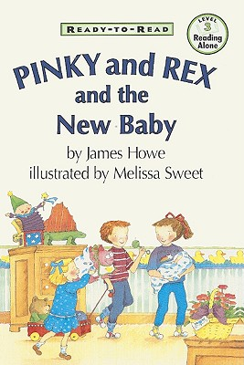 Image for Pinky And Rex And The New Baby (Turtleback School & Library Binding Edition) (Ready to Read)